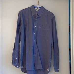 Stafford Prep Men's shirt size small